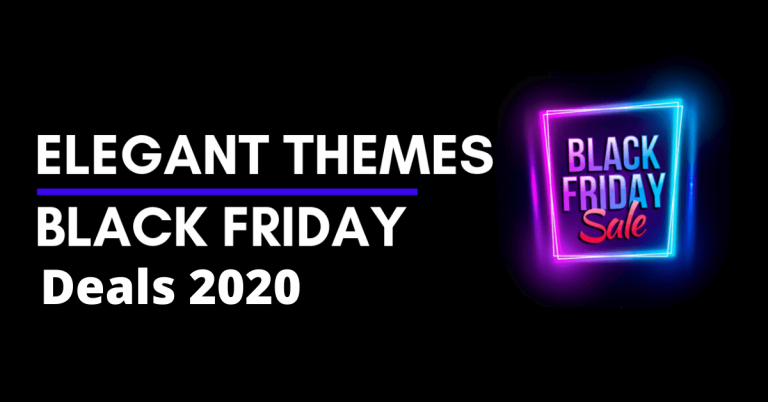 Elegant Themes Divi Black Friday 2020 –25% OFF   Enter To Win A Brand New iMac