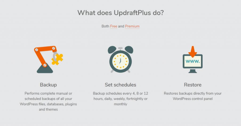 UpdraftPlus Black Friday Deals 2020