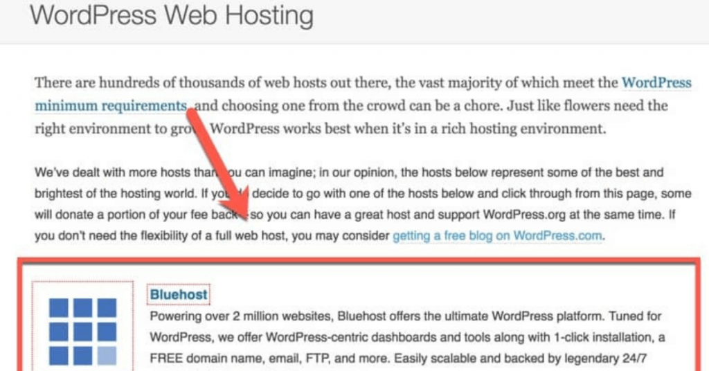 Bluehost WordPress Hosting Black Friday Deals 2020