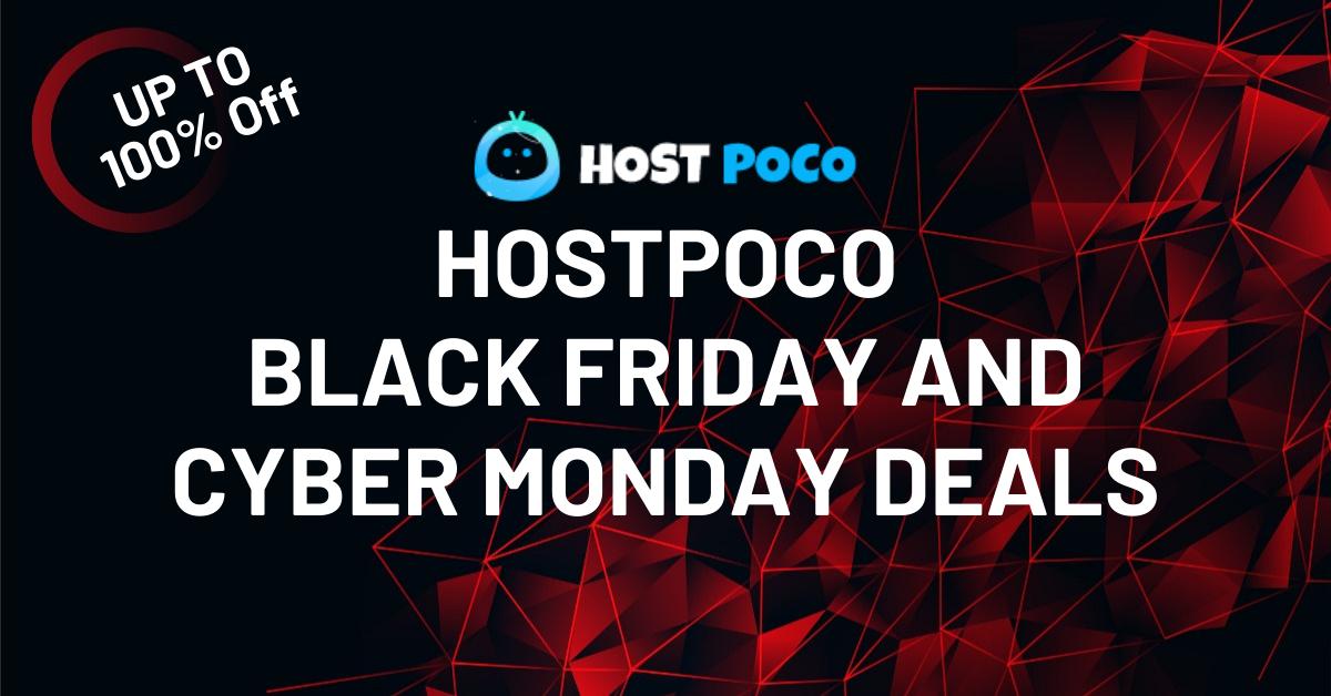hostpoco Black Friday Deal