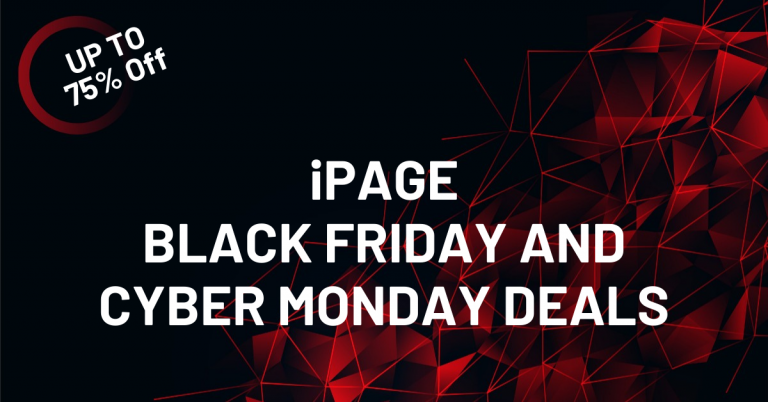IPage Best Black Friday Deals   Special Intro Pricing at $1.99/mo+