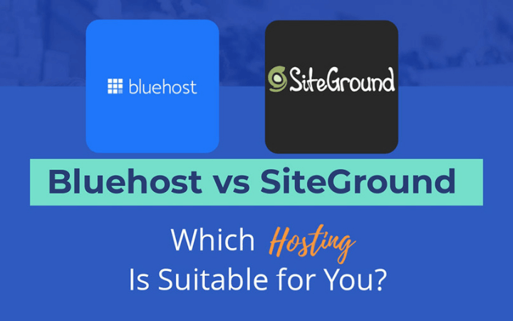 Bluehost Vs. SiteGround Hosting – Which Is Best For WordPress?