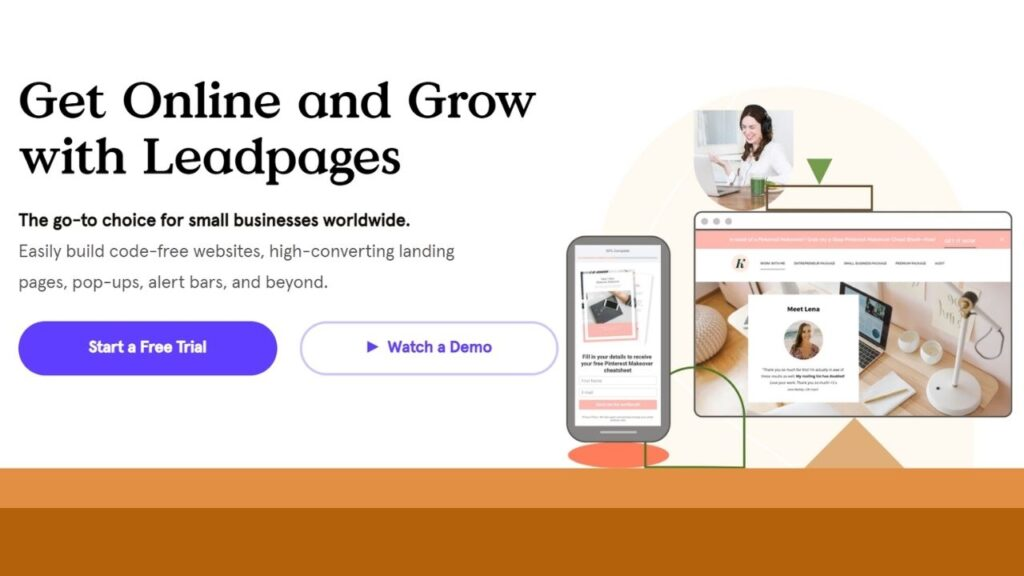 Leadpages,  Leadpages Review, Landing Page Software, Leadpages Landing Page, Landing Page,