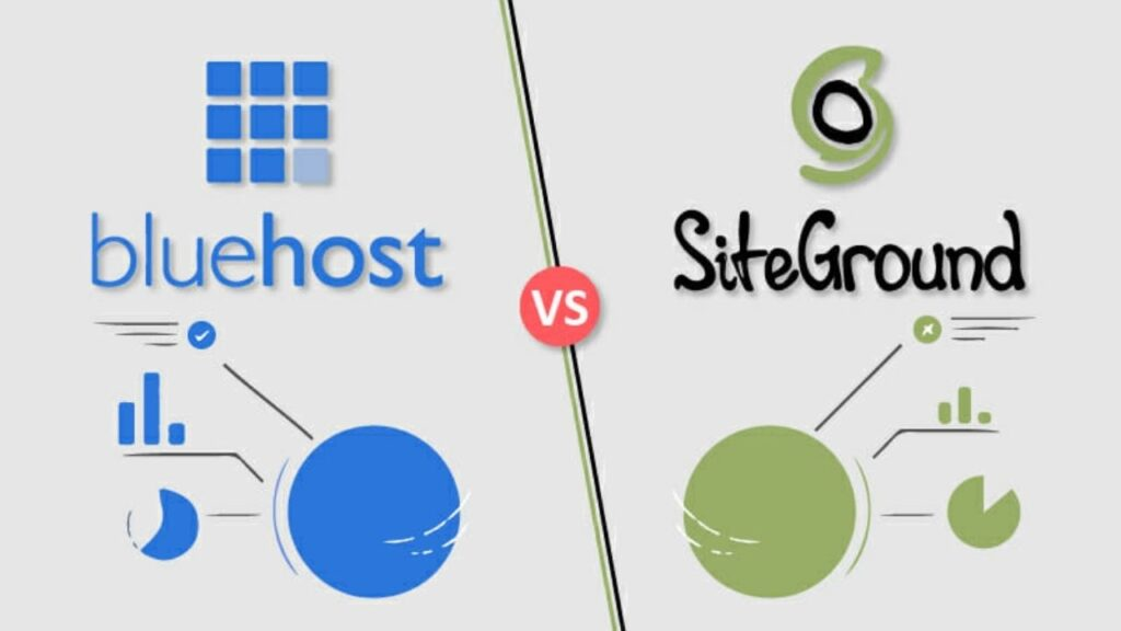 Bluehost Vs. SiteGround Hosting – Which Is Best For WordPress